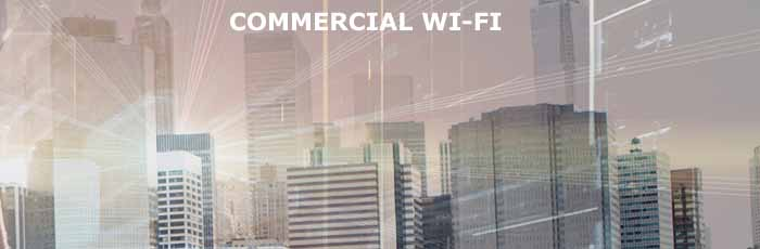 Commerical Wi-Fi Wireless Networks