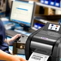 The TSC TX200 Desktop Printer