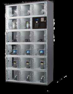 6100 Automated Lockers