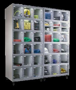 Automated Lockers 6000 Series